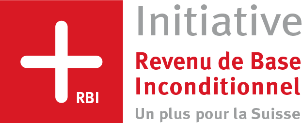 Initiative pour un Revenu de base Inconditionnel Logo